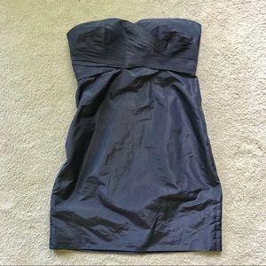 J. Crew Silk Taffeta Dress